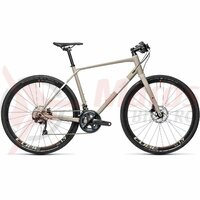 Bicicleta Cube SL Road SL Grey/Red 2021