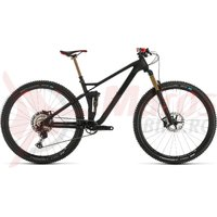 Bicicleta Cube stereo 120 HPC SLT 29 carbon/red 2020