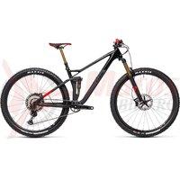 Bicicleta Cube stereo 120 HPC SLT 29 Carbon/Red 2021