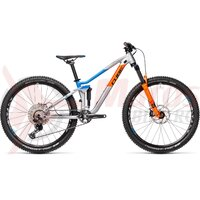 Bicicleta Cube Stereo 120 Rookie 27.5' Actionteam 2021