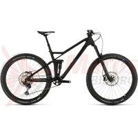 Bicicleta Cube Stereo 140 HPC SL 27.5 carbon/grey 2020