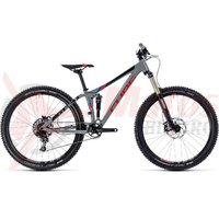Bicicleta Cube Stereo 140 Youth action team 2018
