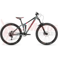 Bicicleta Cube Stereo 140 Youth Actionteam 2019