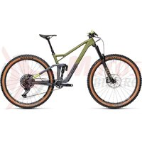 Bicicleta Cube Stereo 150 C:62 Race 29 Olive/Grey 2021