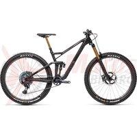 Bicicleta Cube Stereo 150 C:68 SLT 29 Carbon/Black 2021