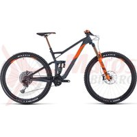 Bicicleta Cube Stereo 150 C:68 TM 29 grey/orange 2020