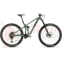 Bicicleta Cube Stereo 170 race 29 green/sharpgreen 2020