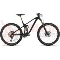 Bicicleta Cube Stereo 170 SL 29 black/anodized 2020