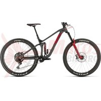 Bicicleta Cube Stereo 170 TM 29 grey/red 2020
