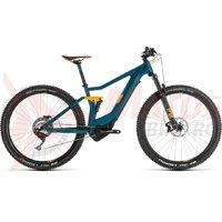 Bicicleta Cube Stereo Hybrid 120 HPC SL 500 Kiox 27.5