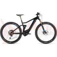 Bicicleta Cube Stereo Hybrid 120 HPC SLT 500 29