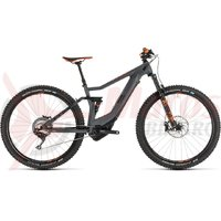 Bicicleta Cube Stereo Hybrid 120 HPC TM 500 27.5