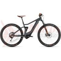 Bicicleta Cube Stereo Hybrid 120 HPC TM 500 29