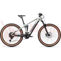 Bicicleta Cube Stereo Hybrid 120 Pro 500 27,5'  Lunar/Grey 2021
