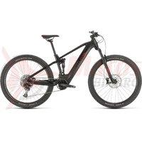 Bicicleta Cube Stereo Hybrid 120 Pro 500 29' black/red 2020