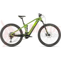 Bicicleta Cube Stereo Hybrid 120 Pro 500 29' green/green 2020