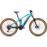 Bicicleta Cube Stereo Hybrid 120 Pro 500 29' Petrol/Blue 2021