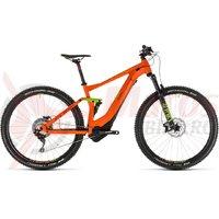 Bicicleta Cube Stereo Hybrid 120 Race 500 27.5