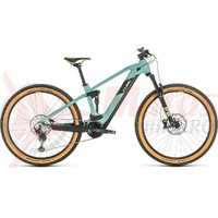 Bicicleta Cube Stereo Hybrid 120 Race 500 29' frozengreen/green 2020