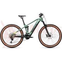 Bicicleta Cube Stereo Hybrid 120 Race 625 29' Green/Sharpgreen 2021