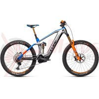 Bicicleta Cube Stereo Hybrid 140 Actionteam 625 KIOX 27.5' Actionteam 2021