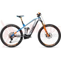 Bicicleta Cube Stereo Hybrid 140 Actionteam 625 KIOX 29