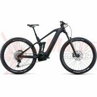 Bicicleta Cube Stereo Hybrid 140 HPC PRO 625 Carbon Metal 2022