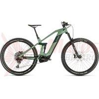 Bicicleta Cube Stereo Hybrid 140 HPC Race 500 29 green/sharpgreen 2020