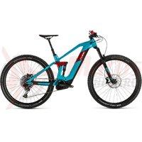 Bicicleta Cube Stereo Hybrid 140 HPC Race 500 29 petrol/red 2020