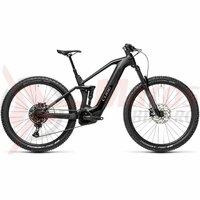 Bicicleta Cube Stereo Hybrid 140 HPC Race 625 29' Black/Grey 2021
