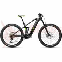 Bicicleta Cube Stereo Hybrid 140 HPC SL 625 27.5' Iridium/Green 2021