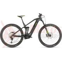 Bicicleta Cube Stereo Hybrid 140 HPC SL 625 29 iridium/green 2020