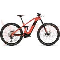Bicicleta Cube Stereo Hybrid 140 HPC SL 625 29 red/black 2020
