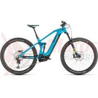 Bicicleta Cube Stereo Hybrid 140 HPC SL 625 29 reefblue/yellow 2020