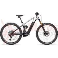 Bicicleta Cube Stereo Hybrid 140 HPC SLT 625  27.5' NYON Carbon Prizmsilver 2021