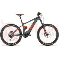 Bicicleta Cube Stereo Hybrid 140 TM 500 27.5
