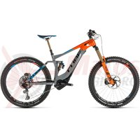 Bicicleta Cube Stereo Hybrid 160 Action Team 500 27.5
