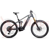 Bicicleta Cube Stereo Hybrid 160 C:62 SLT 625 27.5 Kiox Carbon Prizmblack 2021