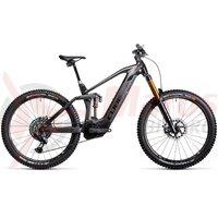 Bicicleta Cube Stereo Hybrid 160 C:62 SLT 625 27.5 Nyon Carbon Prizmblack 2021