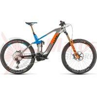 Bicicleta Cube Stereo Hybrid 160 HPC 27,5 625 Actionteam 2020