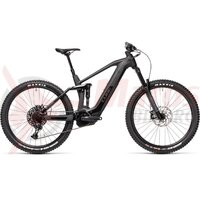 Bicicleta Cube Stereo Hybrid 160 HPC Race 625 27.5' Carbon/Black 2021