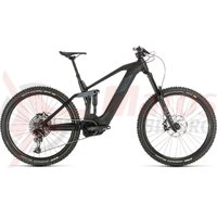 Bicicleta Cube Stereo Hybrid 160 HPC SL 625 27.5' carbon/grey 2020