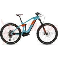 Bicicleta Cube Stereo Hybrid 160 HPC SL 625 27.5