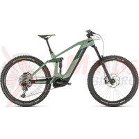 Bicicleta Cube Stereo Hybrid 160 HPC SL 625 27.5' green/sharpgreen 2020