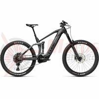 Bicicleta Cube Stereo Hybrid 160 HPC SL 625 27.5' Grey/Black 2021