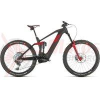 Bicicleta Cube Stereo Hybrid 160 HPC SLT 27.5 625 carbon/red 2020