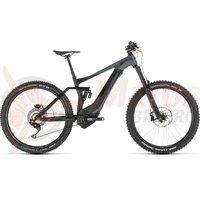Bicicleta Cube Stereo Hybrid 160 SL 500 Kiox 27.5