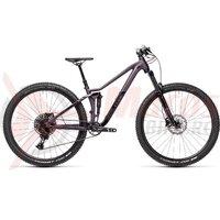 Bicicleta Cube Sting WS 120 EXC 27.5'' Smokylilac/Black 2021