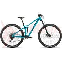 Bicicleta Cube Sting WS 120 EXC 29'' Turquoise/Black 2020