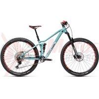 Bicicleta Cube Sting WS 120 Pro 29' iridium/berry